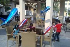 Aeroplane 3D Birthday Themes-1