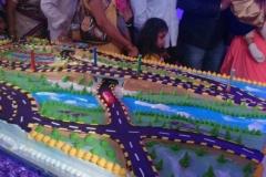 Aeroplane 3D Birthday Themes-4