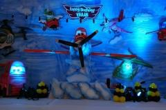Aeroplane 3D Birthday Themes-8