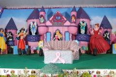 Cindrella 3D Birthday Themes-1
