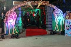 Madagaskar 3D Birthday Themes-2