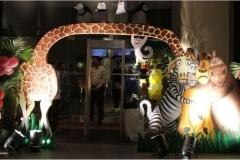 Madagaskar 3D Birthday Themes-5
