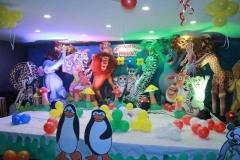 Madagaskar 3D Birthday Themes-6