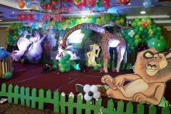 Madagaskar 3D Birthday Themes-7