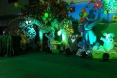 Madagaskar 3D Birthday Themes-8