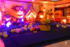 Minion 3D Birthdat Themes-1