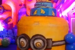 Minion 3D Birthdat Themes-4