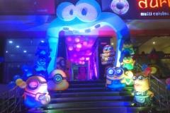 Minion 3D Birthdat Themes-6