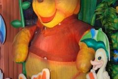 pooh 3d birthday themes-3