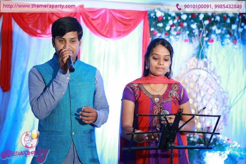 wedding singing shows, singers in wedding