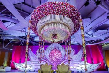 wedding decorations hyderabad, top wedding decorators