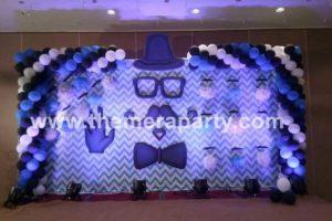 3D birthday theme